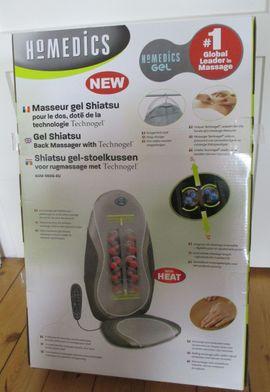 Medizinische Hilfsmittel, Rollstühle - HoMedics SGM-560G Shiatsu Massagegerät Rücken