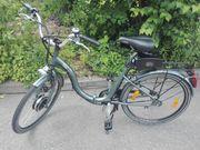 E-Bike klappbar neuer Akku Bestzustand