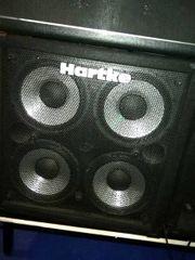 Bass Boxen Speaker Full Stack