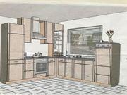 Gebrauchte Küche aus 2004 zu
