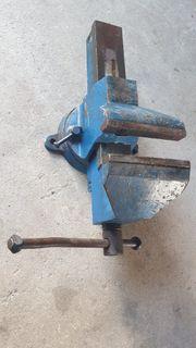 Schraubstock drehbar