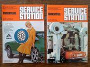 Tankstelle Service Station