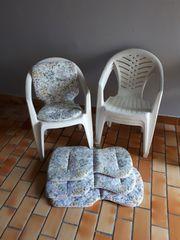 Gartenstühle - das Frühjahr kommt