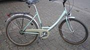 Damenrad guter Zustand Licht und