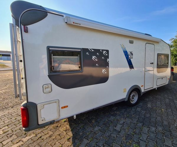 Knaus Eurostar 500 TF mit