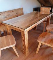 Tische aus Altholz - Alldeco