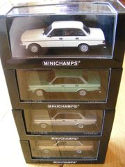 Minichamps Volvo 240 GL Limousine