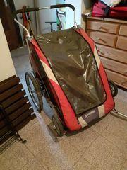 Chariot Fahrradanhänger für 2 Kinder
