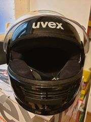 Motorradhelm von UVEX