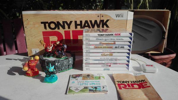 Wii Spiele und Zubehör