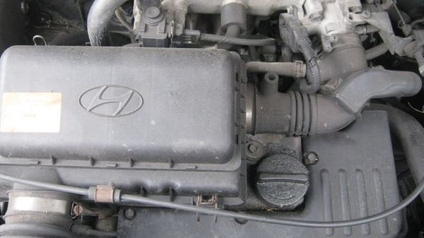 Motor Hyundai Getz Kia 1