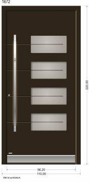 Ausstellungsstück Pirnar Modell 1673 Fingerscan