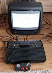Atari 2600 Darth Vader Konsole