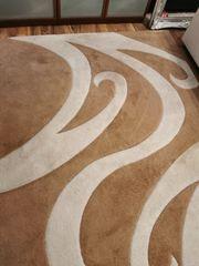 Schöner dicker Teppich