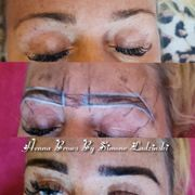 Henna Brows Perfekte Augenbrauen