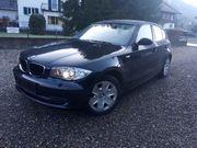 BMW 116i neu vorgeführt