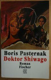 Doktor Shiwago von Boris Pasternak