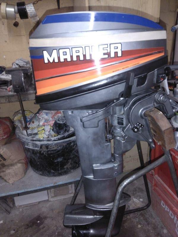 Bootsmotor Außenboarder Mariner 9 9PS