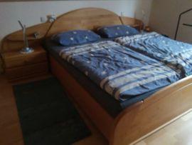 Schränke, Sonstige Schlafzimmermöbel - Schlafzimmer aus Erle