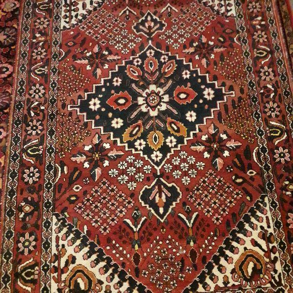 Orientteppich Iran Bachtiar 135 cm