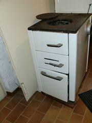 Küchenherd Holz Kohle
