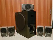 Panasonic Lautsprecher Set 5 1
