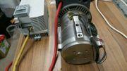 CNC Frässpindel Hochfrequenzspindel Fräsmotor Omlat
