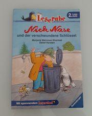 Leserabe - NICK NASE und der