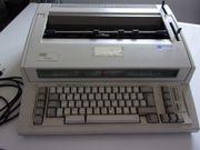 elektrische Schreibmaschine IBM 1000 by