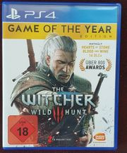 Witcher 3 Game of the