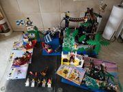 Lego Sets 6247 6259 6265