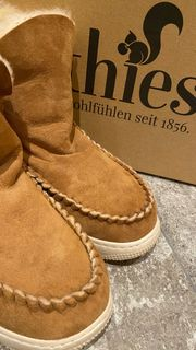 THIES SCHAFFELL STIEFEL SNEAKER BOOT BOOTS