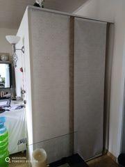 Raumteiler begehbarer Kleiderschrank NOLTE Schranksystem