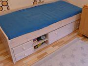 Kinderbett mit Schubkästen Kajütenbett mit