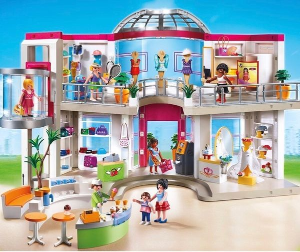Playmobil 2 - Sets Barbie Bus