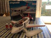 Playmobil Rettungsflieger DRK