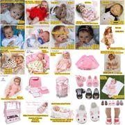 Wir verkaufen Reborn Puppen - Weihnachtsrabatt
