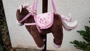 Niedliche Kinder-Handtasche im Einhorn-Look