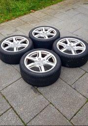 Alufelgen 5x112 Dunlop 18 Zoll