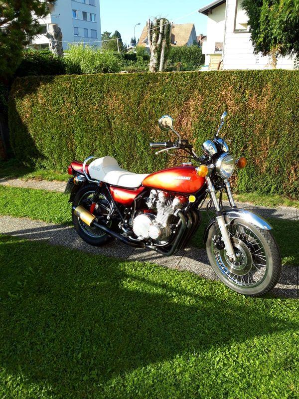 Kawasaki Z1000a