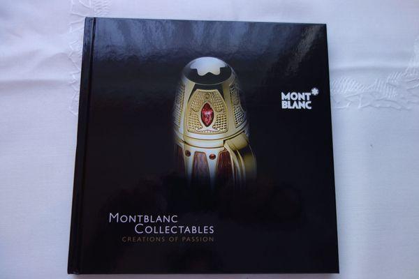 Montblanc Collectables Sammelbuch