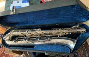 Bariton Saxophon Weltklang