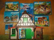 Playmobil 3716 Großer Bauernhof mit