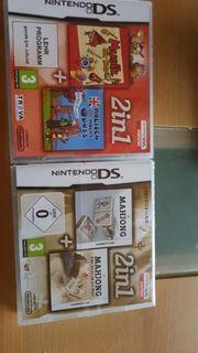 DS Nintendo Spiele