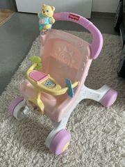 Lauflernwagen Fisher Price Puppenwagen