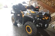 Quad ATV Outlander MAX 1000