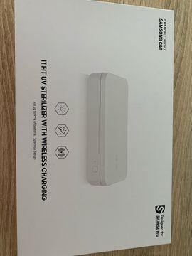UV Reinigungs BOX inkl Ladefunktion fürs Handy
