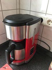 Kaffeemaschine silver Crest mit Timer