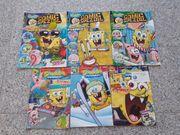 SPONGEBOB COMIC-Hefte