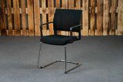 Freischwinger Stuhl Besucherstuhl Bürostuhl Konferenzstuhl